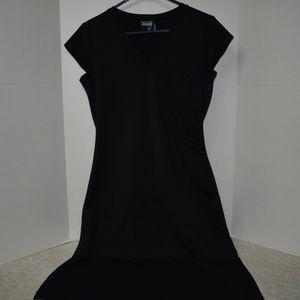 Athleta ST Small Tall Black Athletic Dress